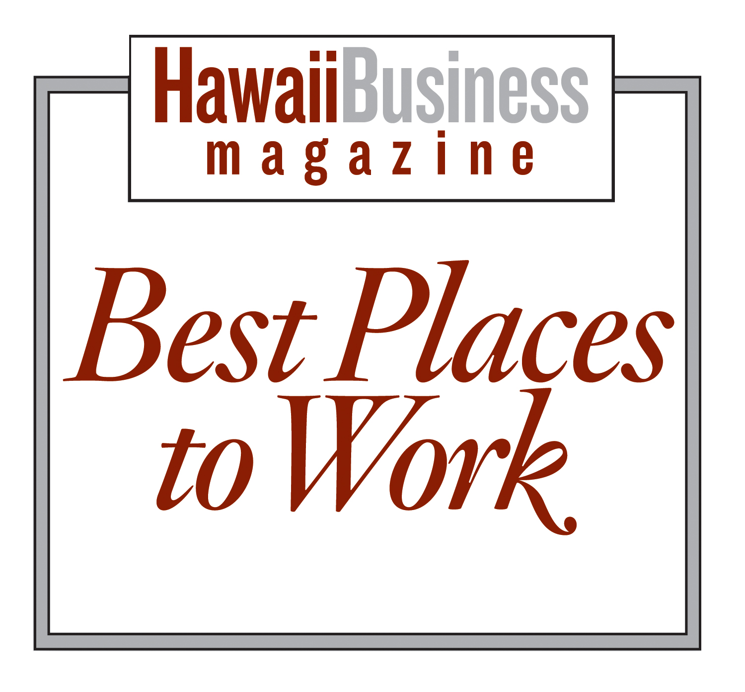 One of Hawaii's best places to work